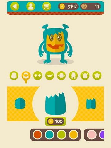 Игра для Andriod Word Monsters