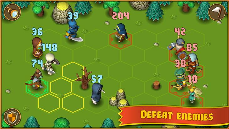 Игра для Andriod Heroes A Grail Quest