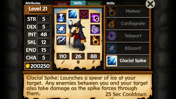 Обзор игры Battleheart Legacy для iPhone и iPad: жемчужина мобильных RPG