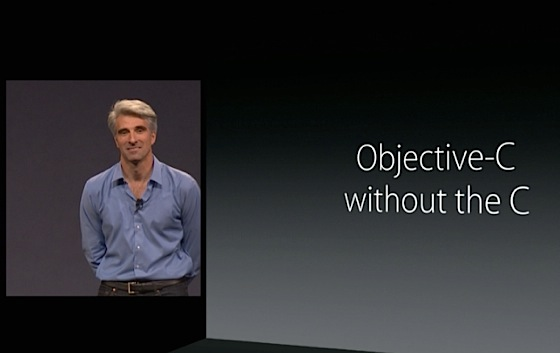 Swift - новый язык программирования от Apple