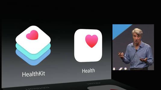 iOS 8 проследит за вашим здоровьем и домом