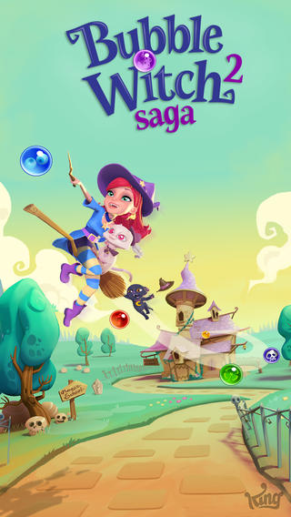 Обзор iOS-игры Bubble Witch Saga 2: работа над ошибками