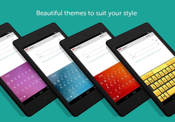 Клавиатуру SwiftKey для Android можно скачать бесплатно