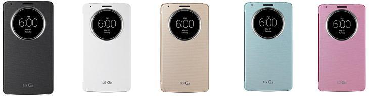 Мобильным разработчикам: SDK QCircle и QPair для смартфона LG G3