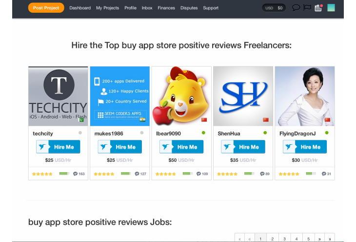 Apple удаляет заказные отзывы и оценки приложений из App Store