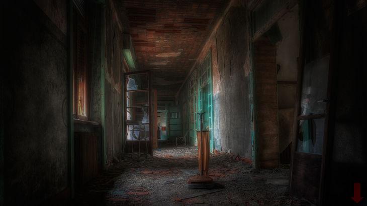 Android-игра Заброшенный дом: мрачный квест-ужастик