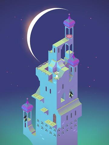 Игра Monument Valley для Android