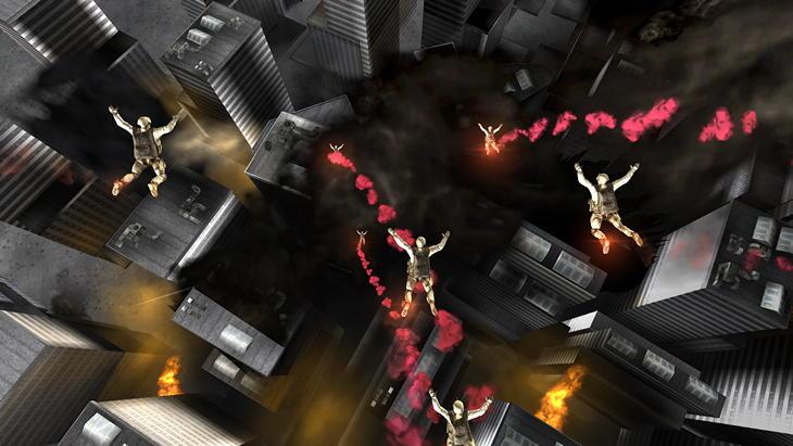 Игра Godzilla: Strike Zone для Android