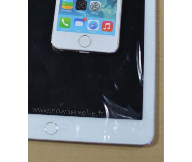 Новый iPad Air засветился на фото