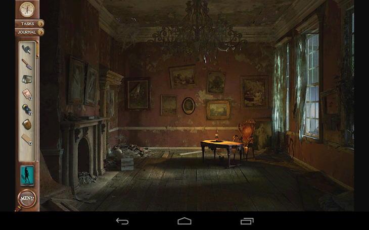 Android-игра Nancy Drew: Ghost of Thornton