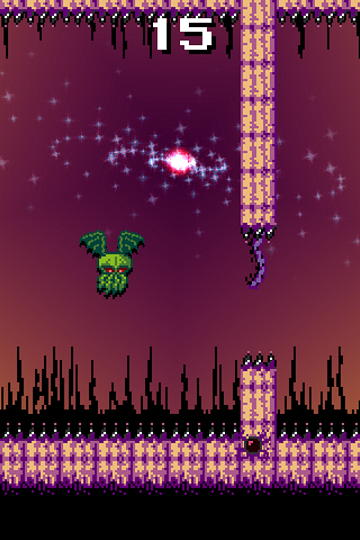 Android-игра FlapThulhu