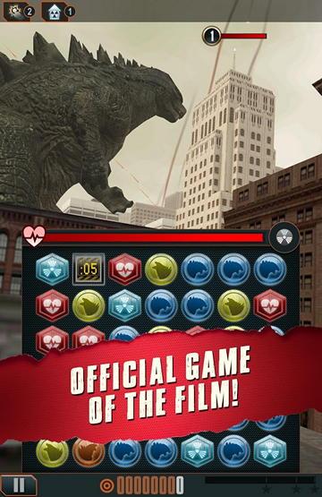 Android-игра Godzilla - Smash3