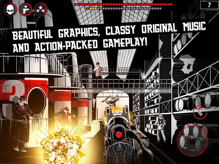Android-игра Overkill Mafia