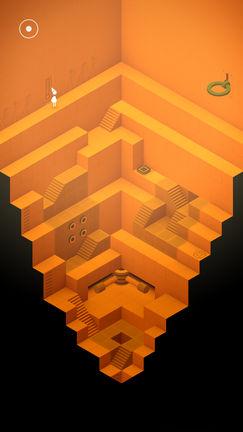 Обзор Android-игры Monument Valley: архитектурное одиночество принцессы