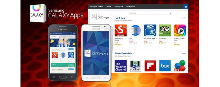 Galaxy Apps - ����� ��� �������� ���������� Samsung