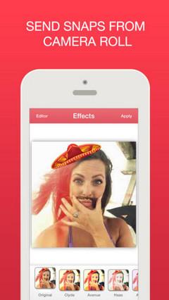 Как сохранить фото и видео из Snapchat