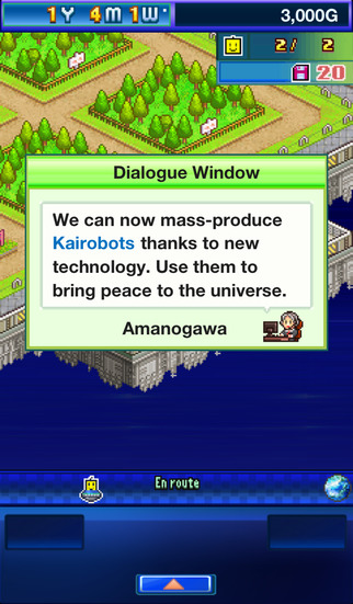 Обзор iOS-игры Kairobotica: защищаем галактику от злых роботов