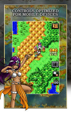 Dragon Quest IV для Android: классика RPG на смартфонах