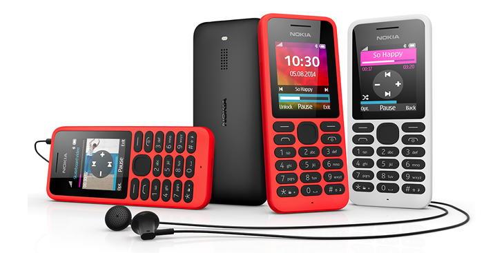 Nokia 130: Microsoft пощадила дешевые телефоны Nokia