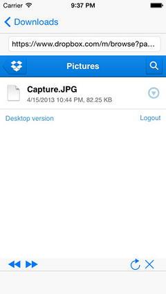 Торрент-клиент Blue Downloader пустили в App Store, но ненадолго