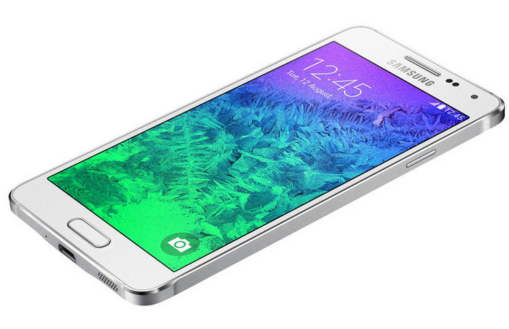 Samsung Galaxy Alpha: обзор первого металлического Galaxy
