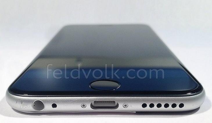 iPhone 6: первые качественные фото