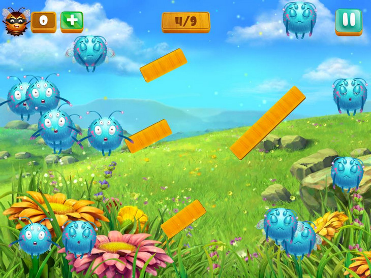 Bee Boop для iPhone и iPad: игра для расслабления