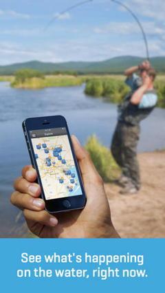 FishBrain - приложение для рыбаков