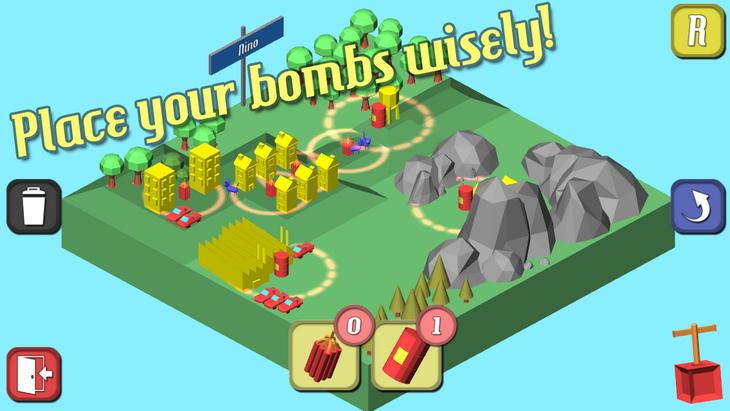Бесплатная игра Bomb the Burb для Android
