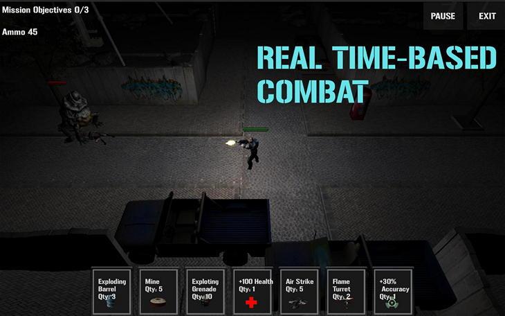 Бесплатная игра CREEP для Android