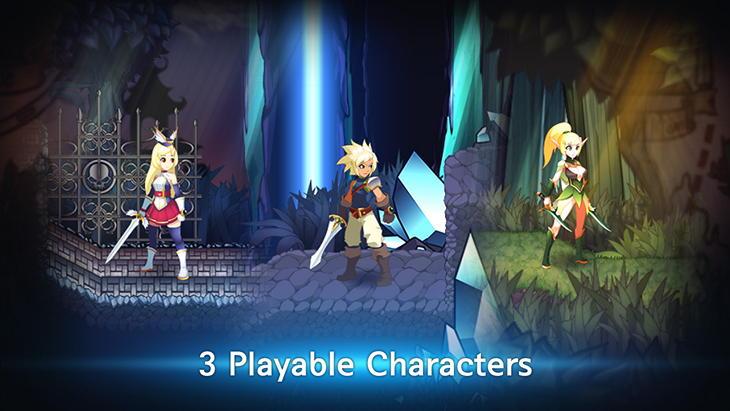 Бесплатная игра Arcane Soul для Android