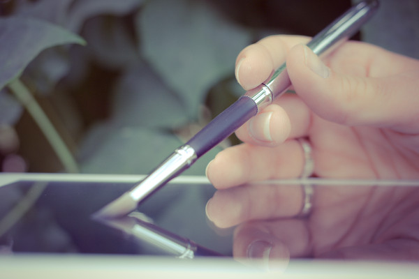 Кисть-стилус Sensu Artistic Brush: маленький аксессуар для большого вдохновения