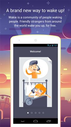 Будильник Wakie для Android: вставайте, граф, вас зовут из подземелья