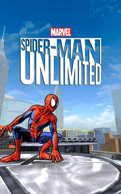Android-игра Spider-Man Unlimited: бесконечно бегущий Человек-паук