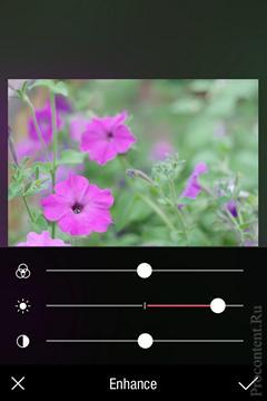 Обзор приложения Pomelo для iPhone: помощник мобильного фотографа