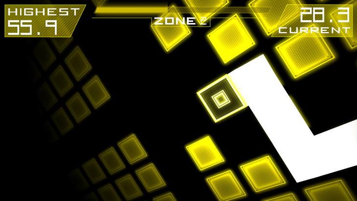 Игра Hyper Trip для Android: гонки по психоделическому лабиринту