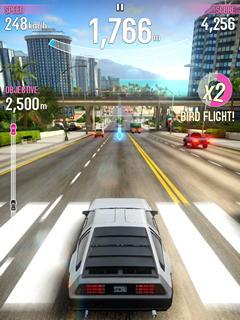 Обзор игры Asphalt: Погоня для iPhone/iPad: недешевые покатушки