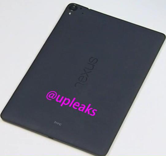 HTC Nexus 9: первое шпионское фото