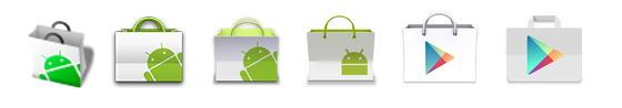 Google Play получил новую иконку и обновленный дизайн