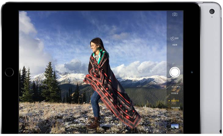 iPad Air 2: тоньше, легче, мощнее