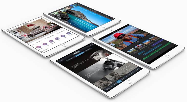 iPad Mini 3: мини-планшет получил мини-апгрейд