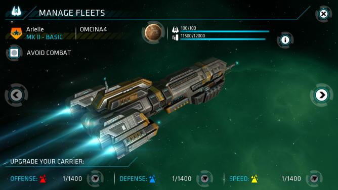 Игра Galaxy On Fire: Alliances для Android - красивая космическая онлайн-стратегия