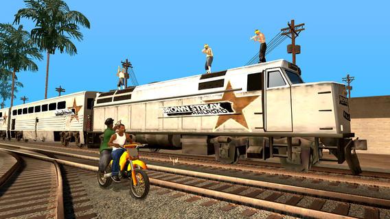 Игры Grand Theft Auto для iPhone и iPad со скидой
