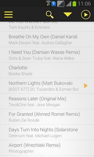 Android-приложение VK Music Remote – пульт управления для ВКонтакте