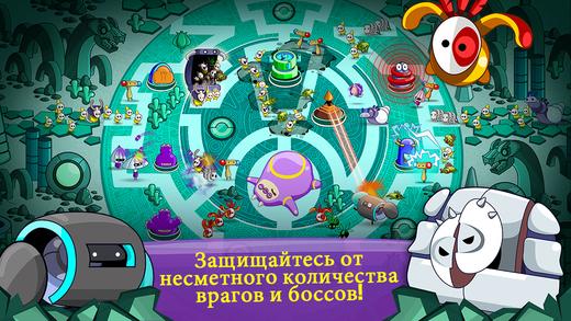 Обзор игры Sleep Attack TD для iOS: необычная башенная защита спящего монстра-геймера