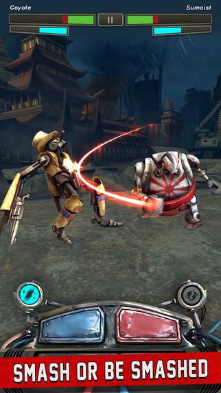 Обзор игры Ironkill для iOS и Android: гладиаторские бои роботов