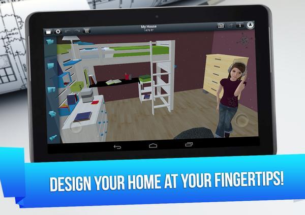 Приложение Home Design 3D для Android: создайте дом вашей мечты на смартфоне