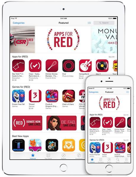 Боремся со СПИДом, играя в мобильные игры для iPhone и iPad
