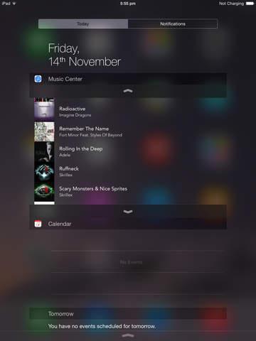 Обзор iOS-приложения Music Center - вся ваша музыка в