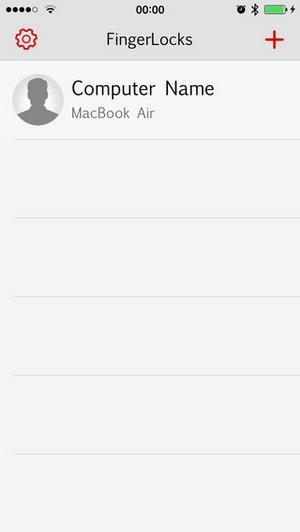 Приложение FingerKey: разблокируем Mac с помощью TouchID в iPhone